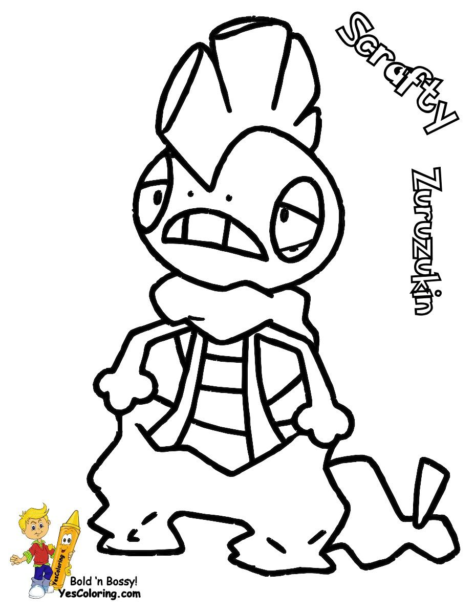 Pokemon Coloring Pages Krookodile From The Thousand Pictures On The Internet In Relation To Pokemon Co Pokemon Coloring Coloring Pages Pokemon Coloring Pages