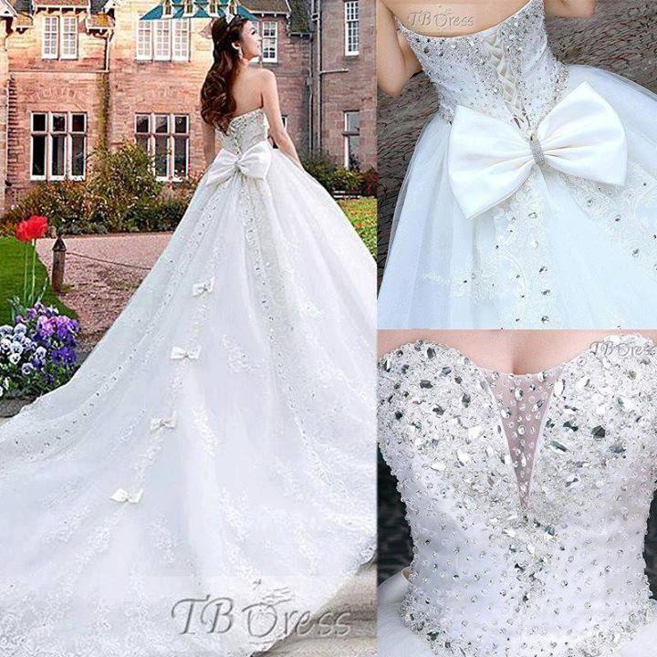 Pin von Shatavia Houston auf Disney weddings | Pinterest | Brautkleider