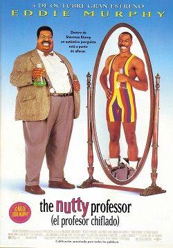 El Profesor Chiflado 1 Online Latino 1996 Vk Peliculas Audio Latino The Nutty Professor Professor Movie Comedy Movies