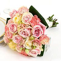 Wedding Collection - Pink - Bridesmaid Bouquets - 3pc - Sam's Club