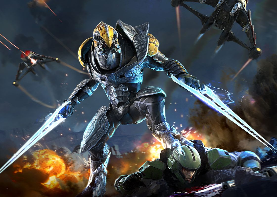 Halo Community Update - Know-Scope | Halo Elites | Halo game