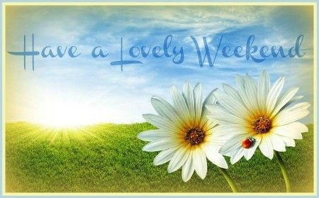 Image result for wishing you a great weekend