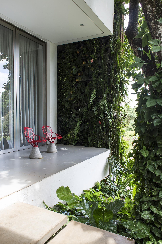 felipe bueno e alexandre bueno / residência rmj, uberlândia brasil