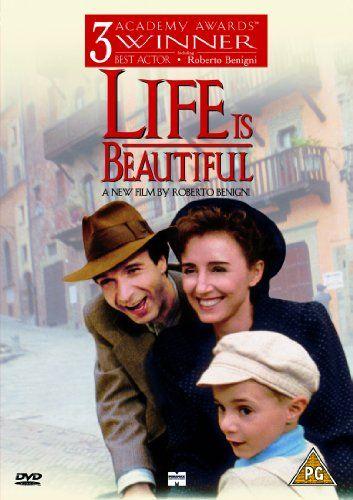 Life Is Beautiful [DVD] [1999]: Amazon.co.uk: Roberto Benigni, Nicoletta Braschi, Giorgio Cantarini, Giustino Durano, Sergio Bini Bustric, M...