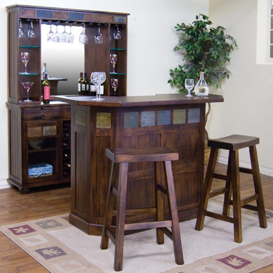 Santa Fe Bar Set