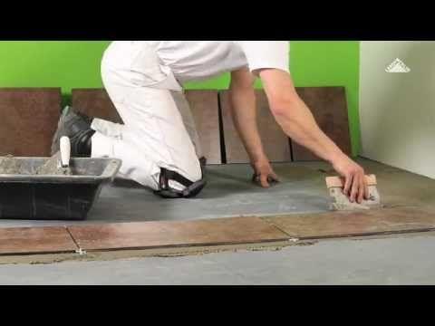 ▷ Comment poser du carrelage de sol ? Leroy Merlin - YouTube