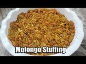 Mofongo Stuffing Puerto Rican Fusion Recipe  Episode 315 rican thanksgiving recipe Mofongo Stuffing Puerto Rican Fusion Recipe  Episode 315