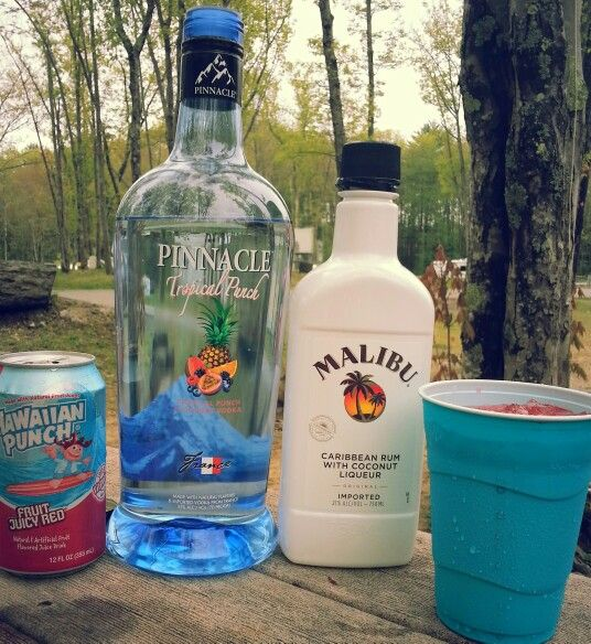 Tropical Coconut Punch Tropical Punch Pinnacle Vodka
