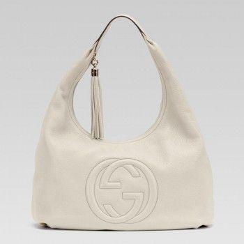 caac3fefd75bb Gucci 282304 A7m0g 9022 Soho Hobo Gucci Damen Handtaschen