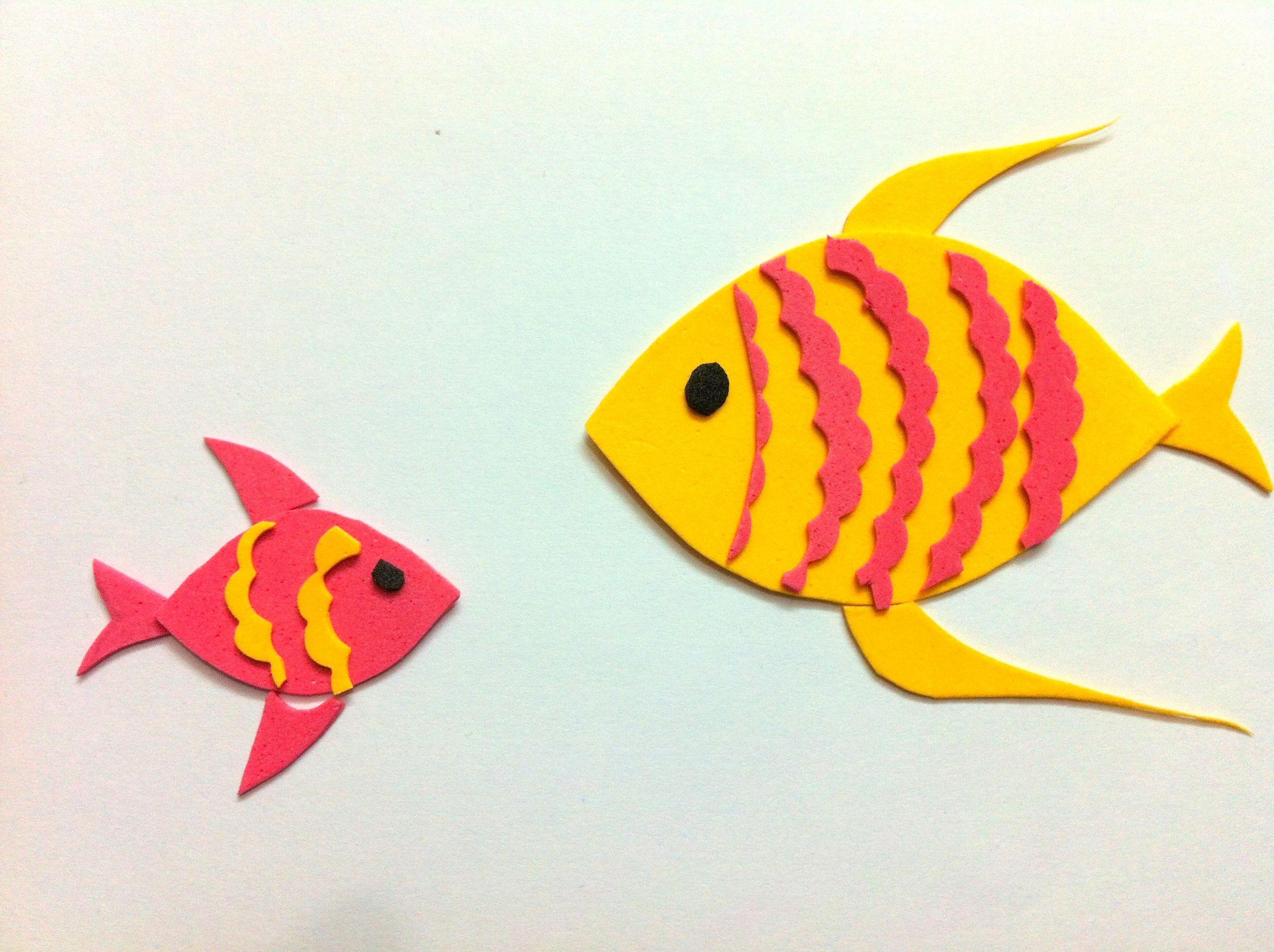 Foam Sheet Fish Bebu S Art Gallery Foam Sheets Crafts Projects