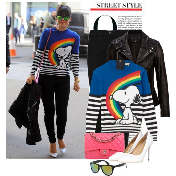 """Lilly Allen street style"" by georginamaybrown on Polyvore"