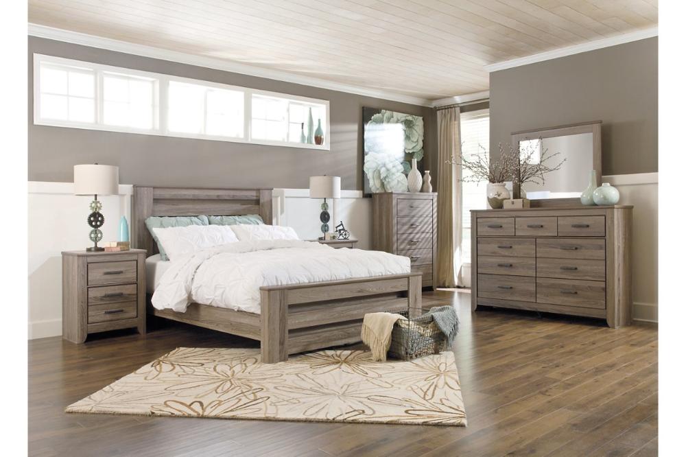 Zelen 6Piece Queen Bedroom Bedroom furniture sets