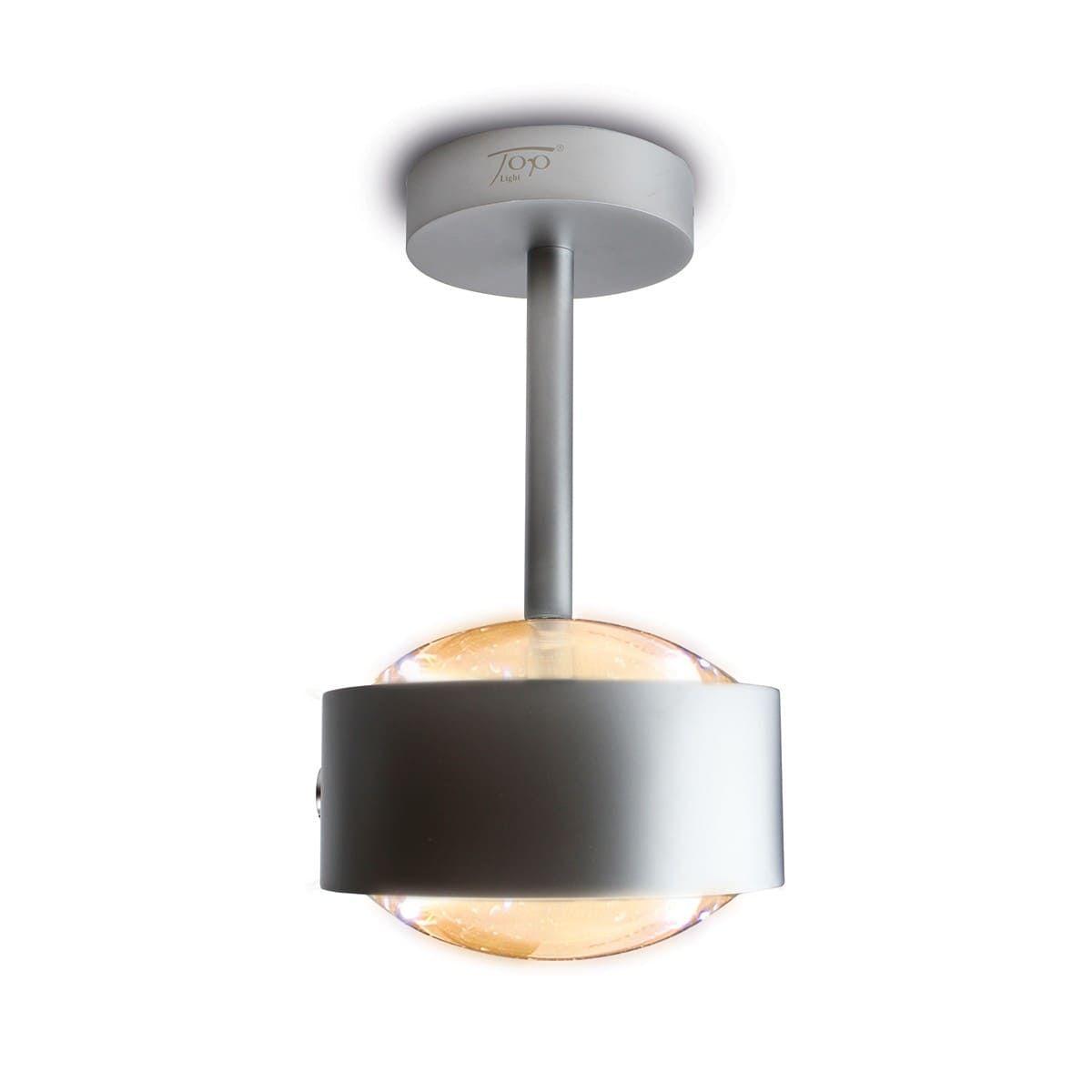 deckenleuchten design edelstahl  deckenlampe halogen