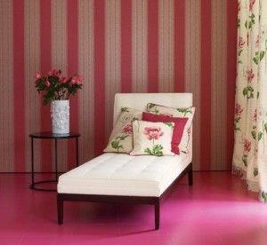 Cómo usar el color rosa para decorar - Casa y Color