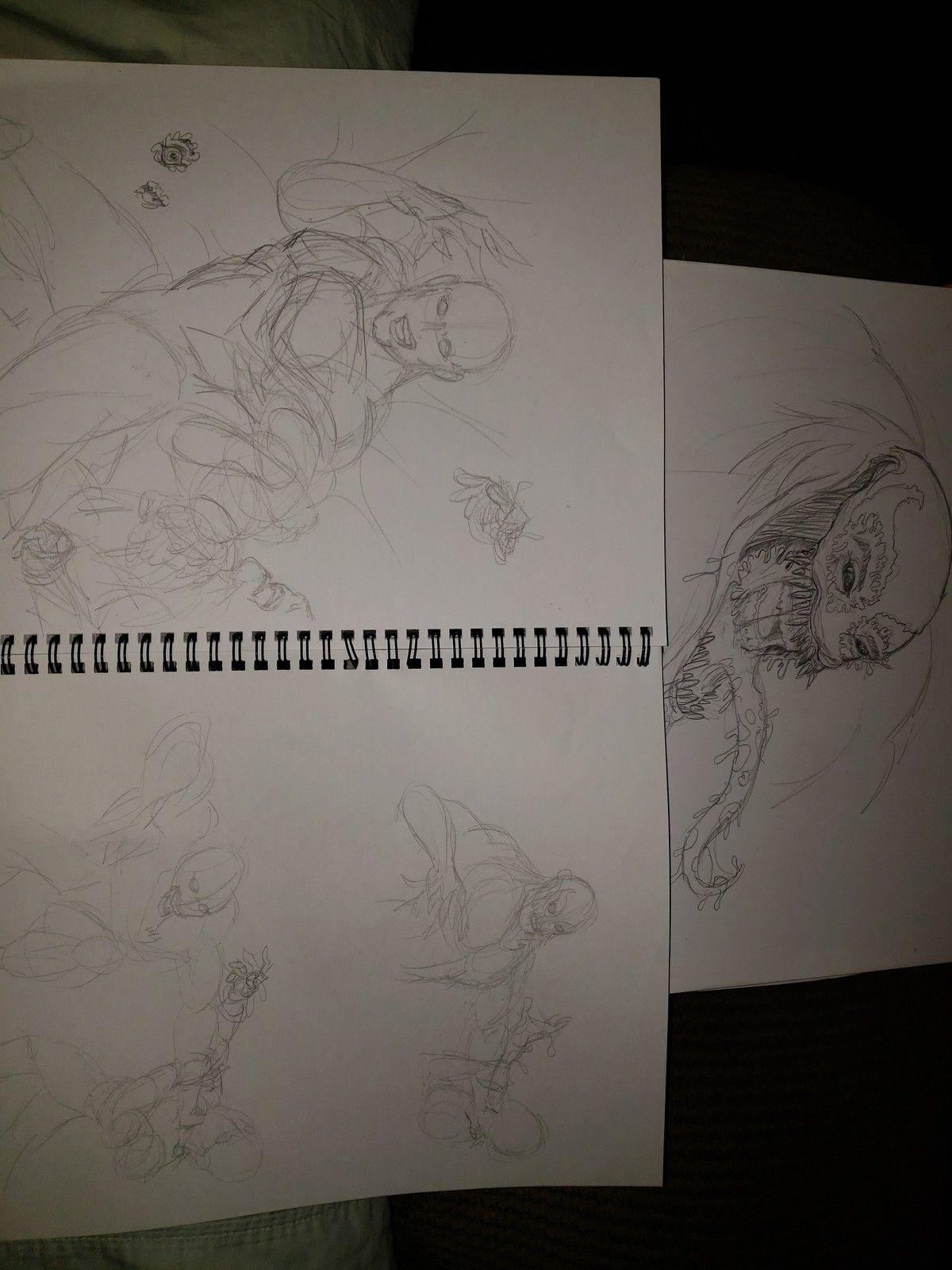 Venom poster contest , Joey Shifflett on ArtStation at ...