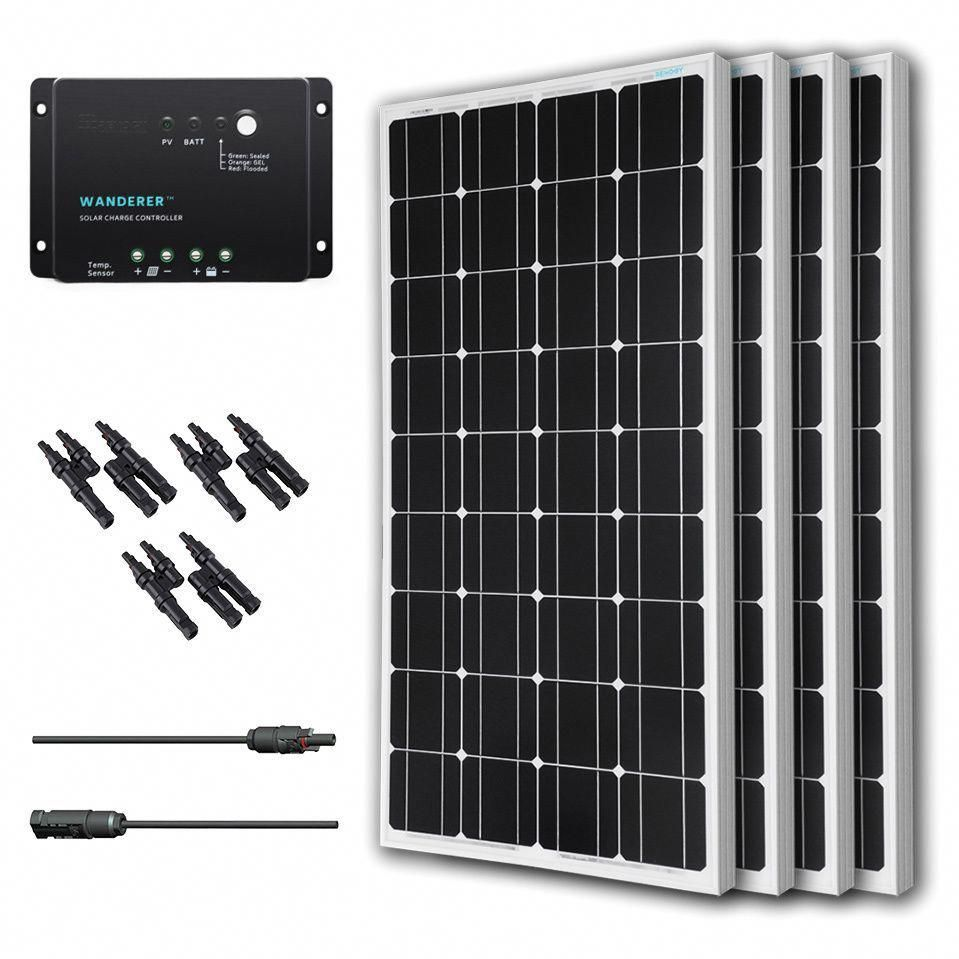 Solar Electric System Solar Panel Installation 12v Solar Panel Solar Energy Panels