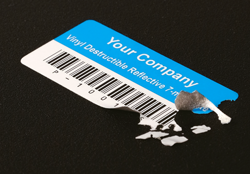 The Labels You Want To Be Destructible Make It Easy To Detect Evidence Of Tampering With These Vinyl Labels That Cannot B Security Labels Vinyl Labels Labels
