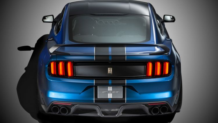 Ford Shelby Gtr Sets   Nurburgring Lap Time