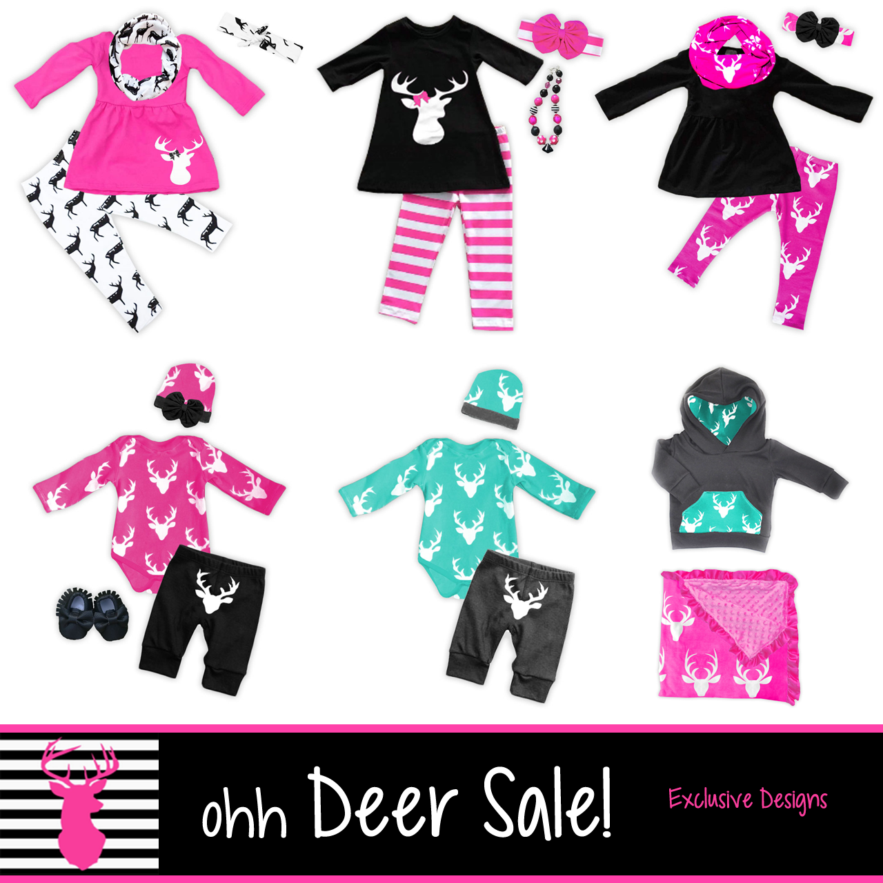 4ebcabdc5886 New  HOT  Oh deer style outfits. Take me home baby style