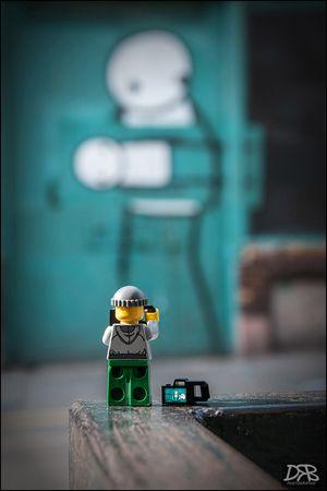 Street Art Tour @ Stik HQ | Legography by Dan Beecroft