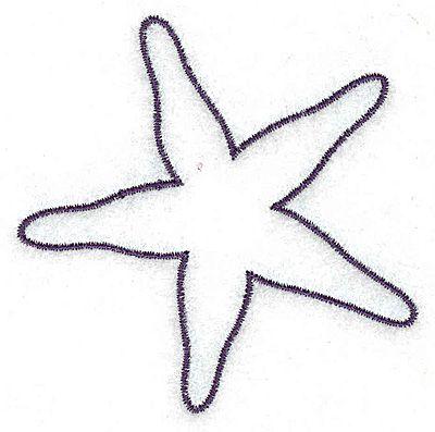 starfish outline small u003cbr u003e 2 85w x 2 87h john deer s adorable ideas rh pinterest co uk Cartoon Starfish Fish Outline Clip Art