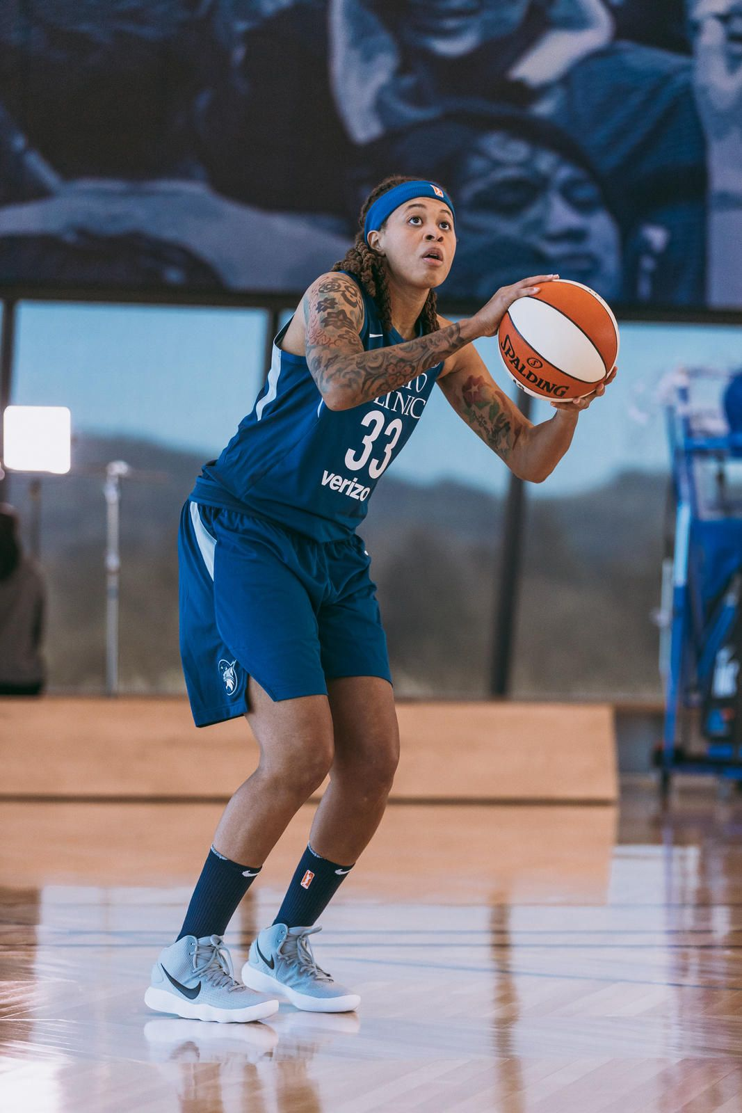 Basketball Uniform Design-New WNBA Nike