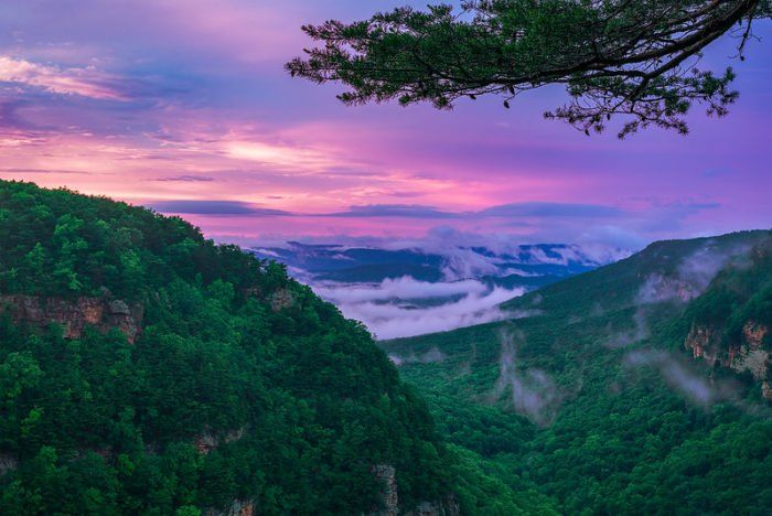 9 Georgia Natural Wonders You Need To Add To Your Outdoor Bucket List For 2020
