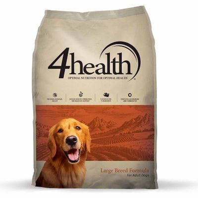 4health Large Breed Formula Adult Dog Food 35 Lb Bag Dog Food