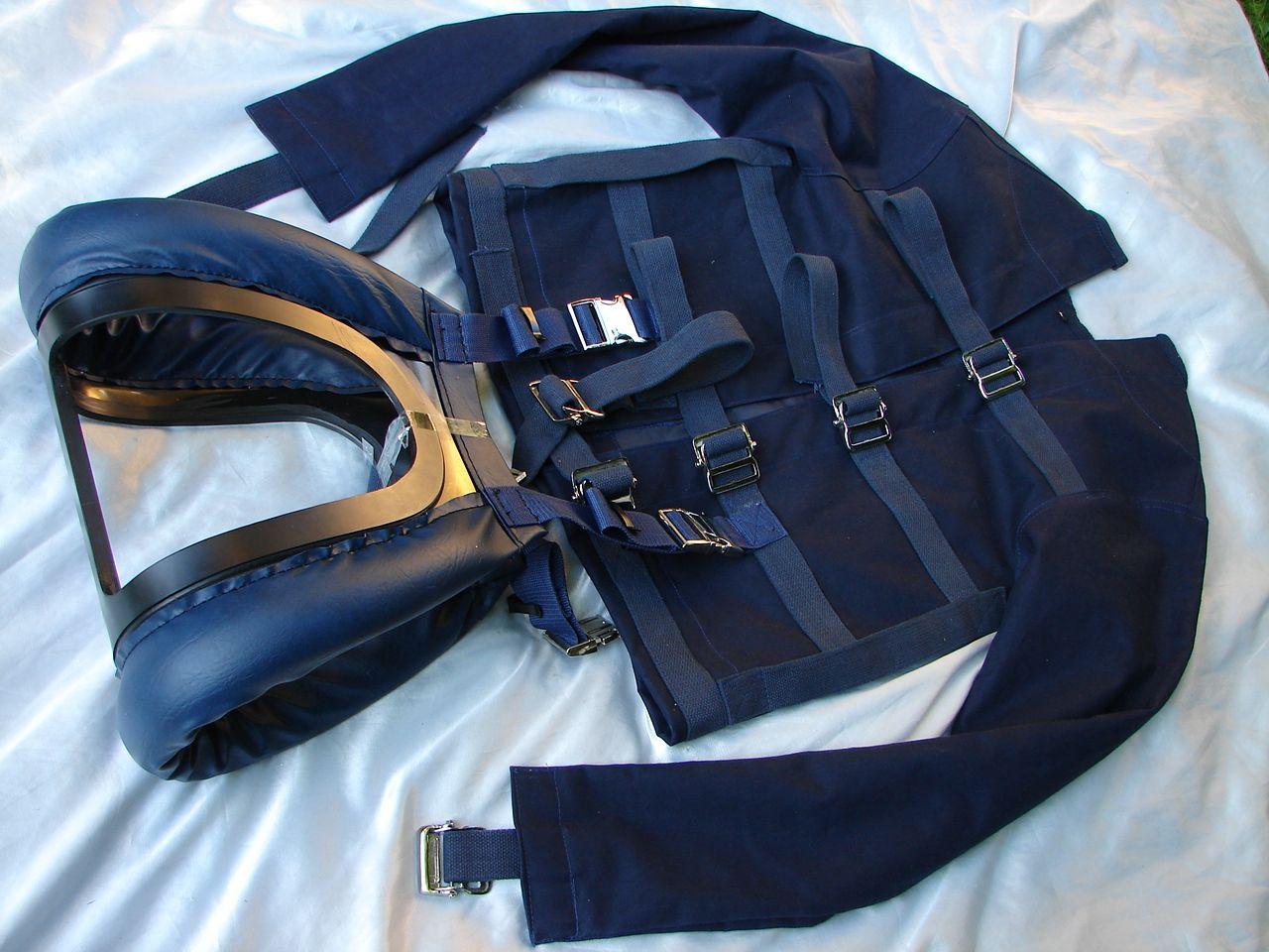 Combination Straightjacket Spreader Pant