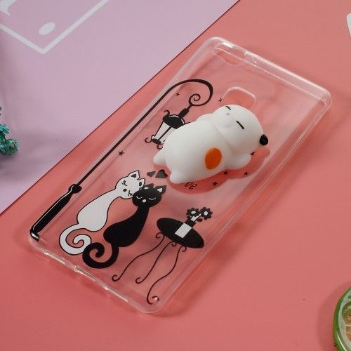 coque chat huawei p9 lite