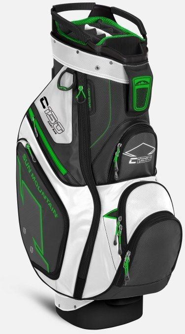 Sun Mountain S Best Selling Golf Bag The C 130 Was Created To Work Optimally On A Riding Cart All Of The Features Ar Golf Bags Golf Bags For Sale Golf Outfit