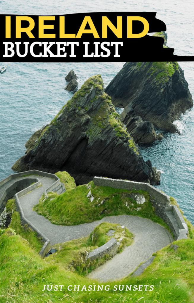 Your Ireland Bucket List Adventure