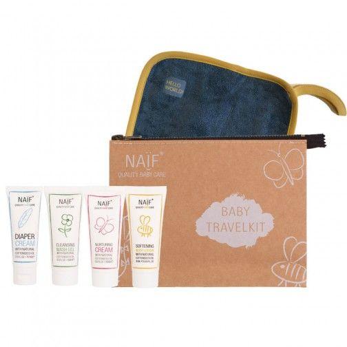 Naif Travel Kit | JustKidding | This cute travel kit has ...