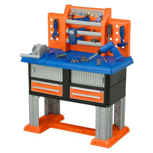 Pin By Sumre Perkins On Toys Kids Workbench Plastic Toys Kids Playing