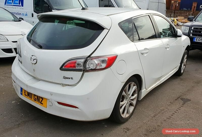 Car for Sale 2011 MAZDA 3 SPORT D 185