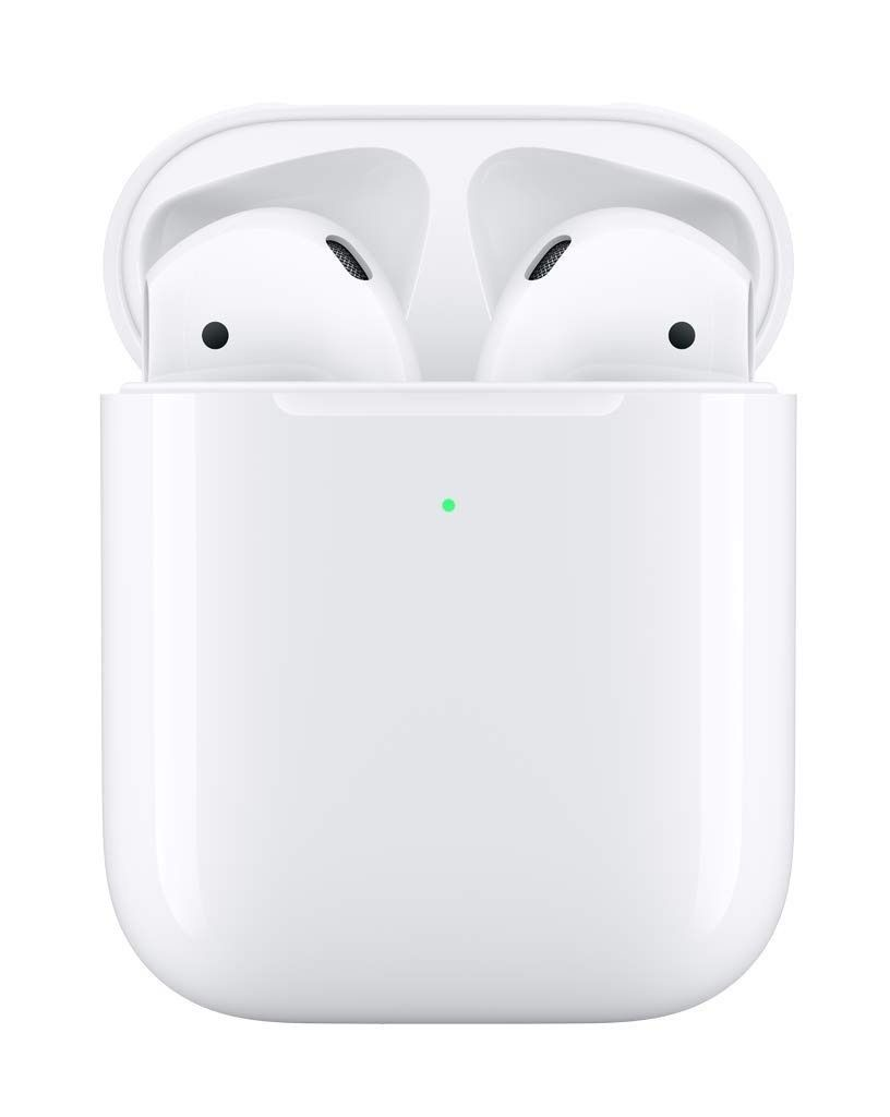 Apple Airpods With Wireless Charging Case Latest Model Red Pocket Cellular Phone Iphone