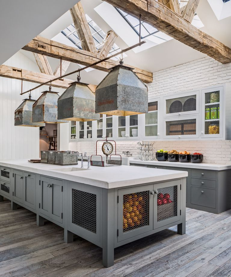 Charming Rustic Kitchen Ideas And Inspirations: Charming Kitchen Island Ideas That Are Both Stylish And