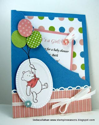 Stampin' Seasons: Buttoned Up Pocket - Paper Players #87