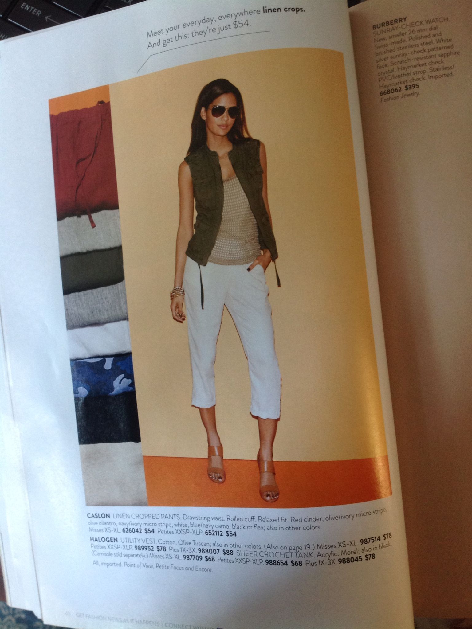 When i'm for-tee -- from Nordstrom catalog