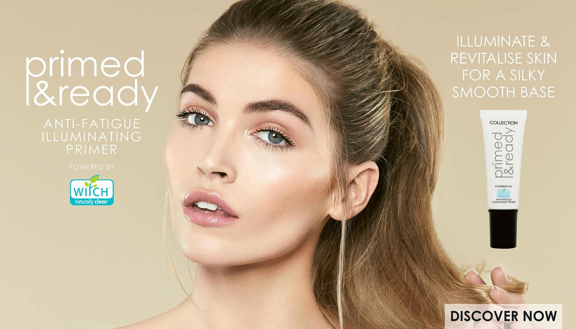 Illuminating Primer Affordable makeup