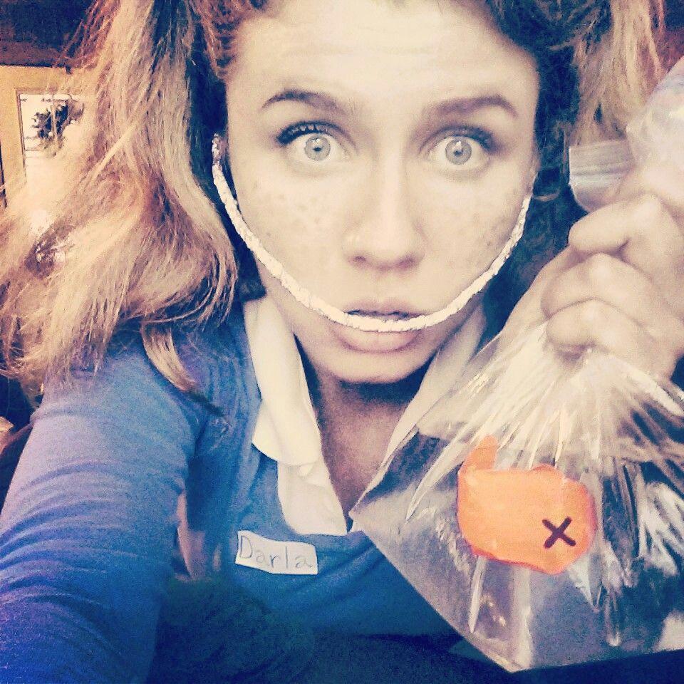 Halloween costume! Darla from nemo! | Best Medicine | Pinterest ...