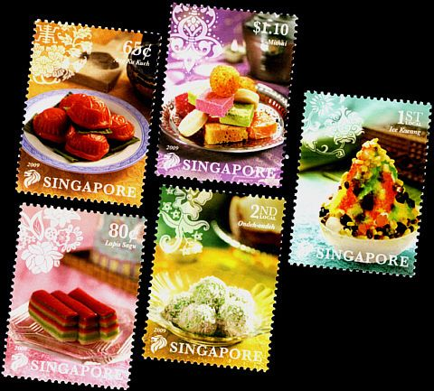 Singapore food stamps | Flickr - Photo Sharing!