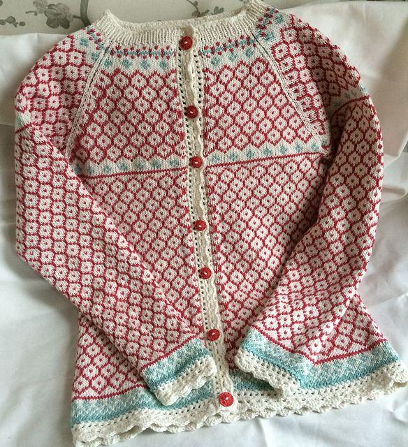 Photo of Sommerkoften 2016 pattern by Monika Mortensen