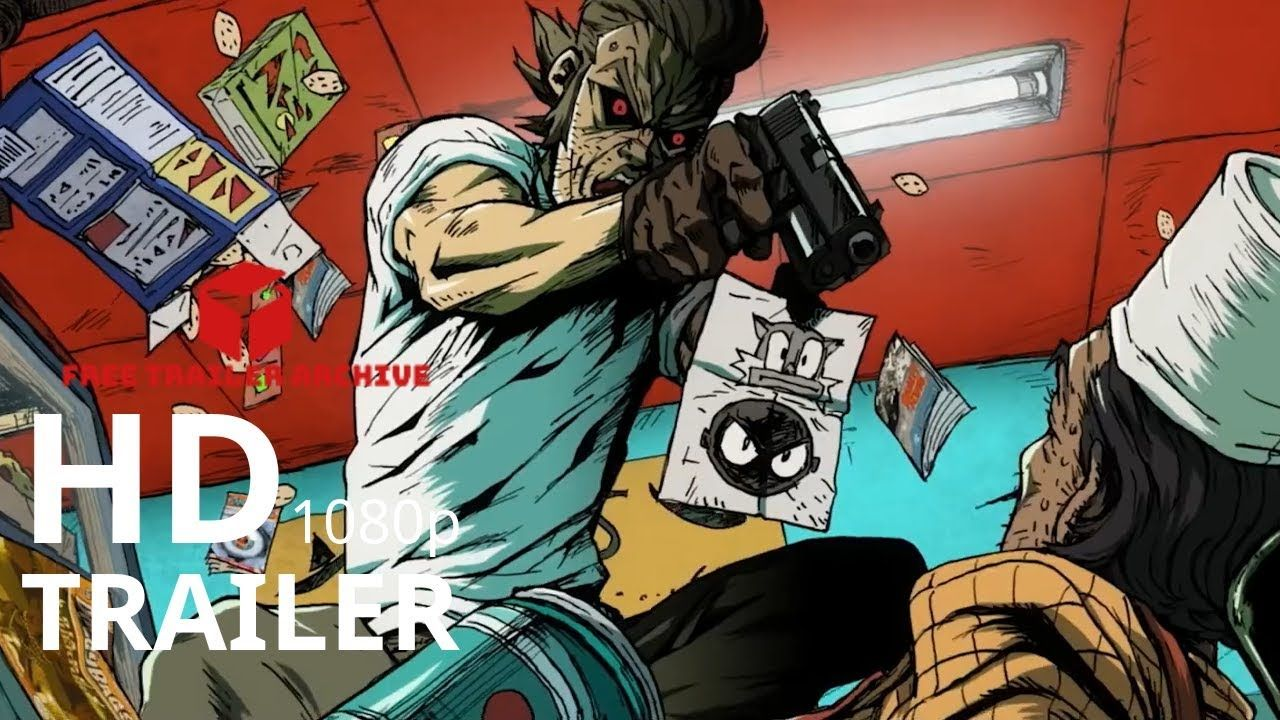 Mfkz Mutafukaz Official Trailer 2018 Thriller Film Official Trailer Mysterious Girl