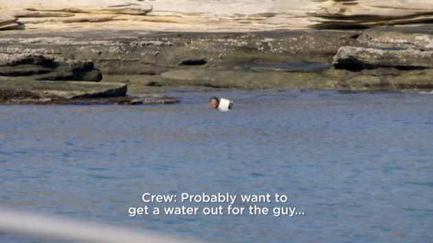 TV Crew Finds Island Castaway While Shooting 'River
