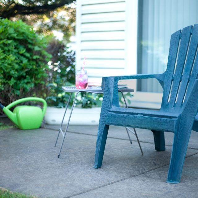 How To Clean Chalky Plastic Lawn Chairs Plastic Outdoor