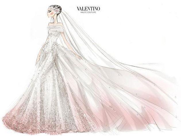 vestidos en dibujos de novia - Buscar con Google   vess!   Pinterest ...