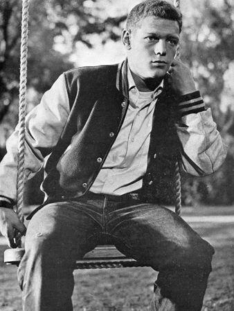 4590b44b7a8 James MacArthur  I had such a crush on him in Swiss family Robinson ...