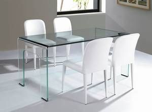 Cristallo Dining Table/Desk From Viva Modern. (kirk Buy Me This Table @