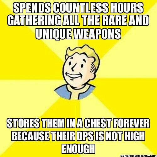 Pin by Padro Lilientha on Fallout Memes | Video games funny